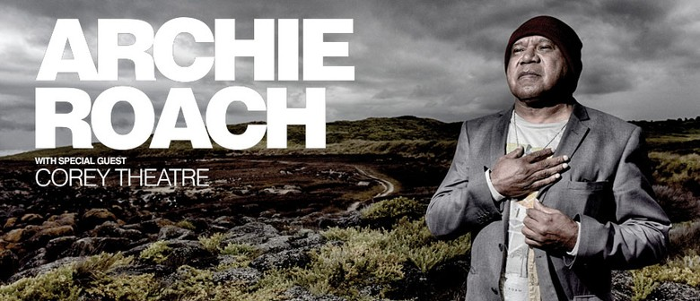Archie Roach Plays Melbourne and Sydney Off The Back Of New Album