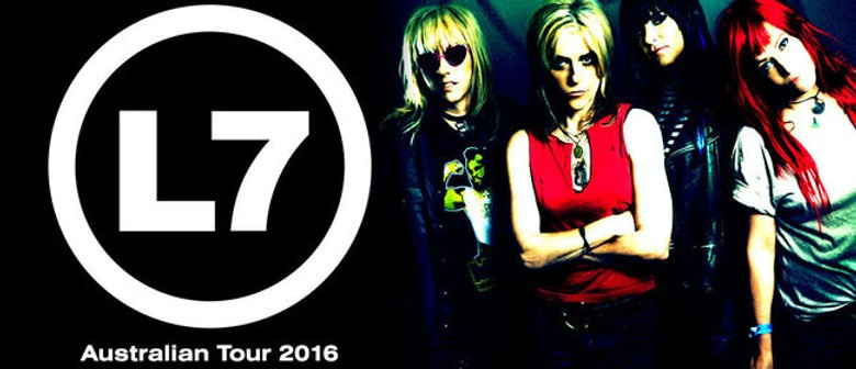 L7 To Tour Australia This October