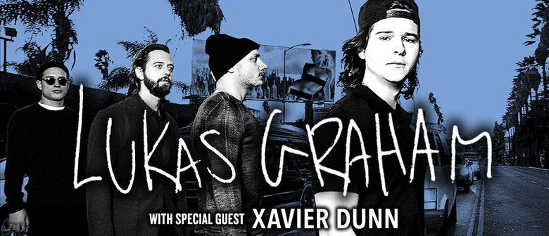 Lukas Graham's Debut Australian Shows Cancelled