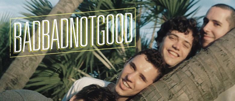 BadBadNotGood Return To Australia This December
