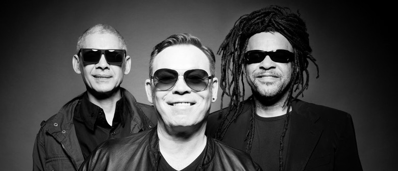 UB40 Return To Australia With Founding Members Ali Campbell, Astro and Mickey Virtue In January 2017