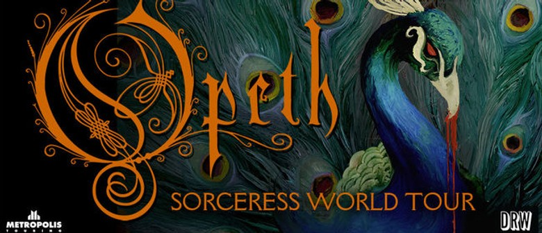 Swedish Heavy Metal Opeth To Bring Their Sorceress World Tour To Australia In February 2017