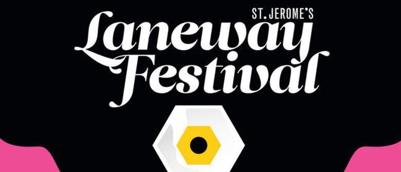 St. Jerome's Laneway Festival Drops 2017 Line Up