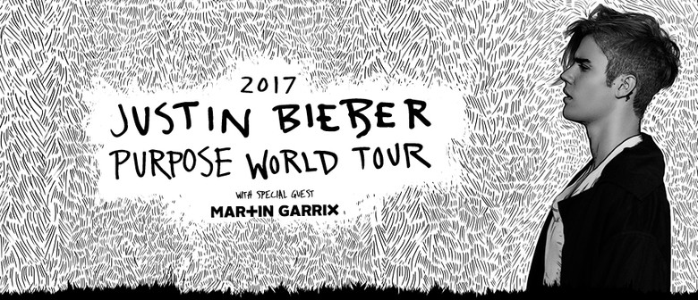 Justin Bieber Brings Purpose World Tour To Australia In March 2017