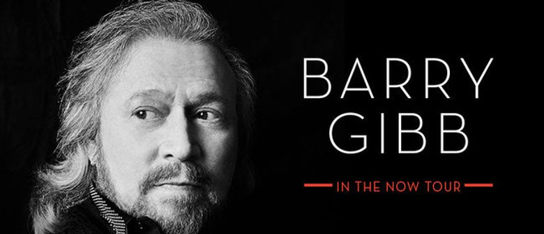 Barry Gibb Returns To Australia In April 2017