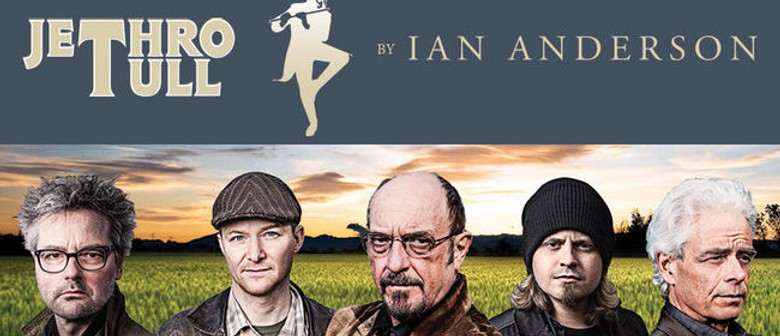 Ian Anderson Plays The Music Of Jethro Tull In April 2017
