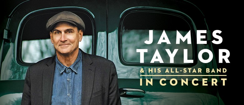 James Taylor And His All-Star Band To Tour Australia In February 2017
