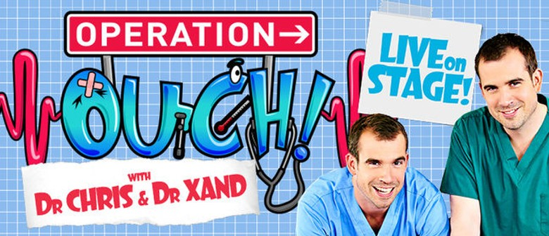 Operation Ouch Goes Live On Stage In January 2017