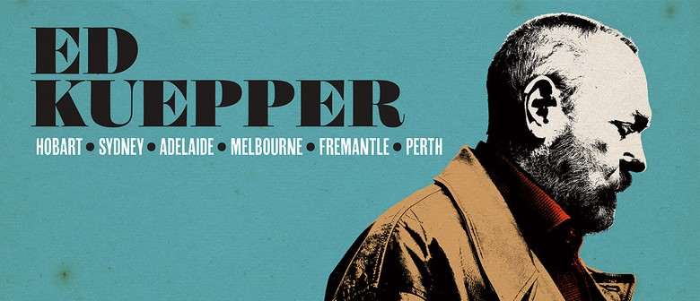 Ed Kuepper Plays a New Set of Solo And By Request Shows