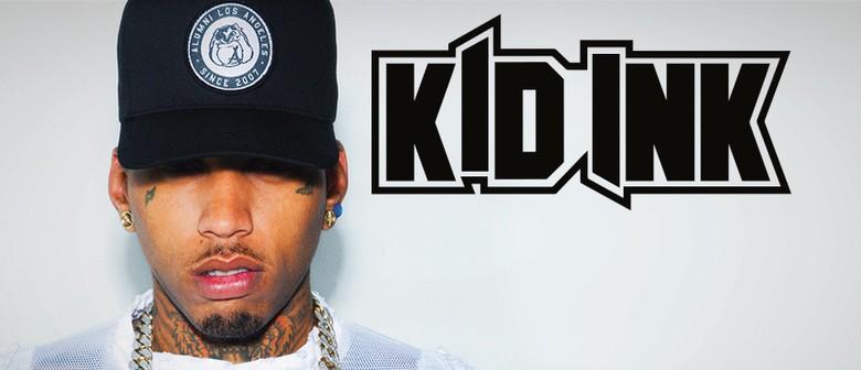 Kid Ink Returns To Australia In February Next Year