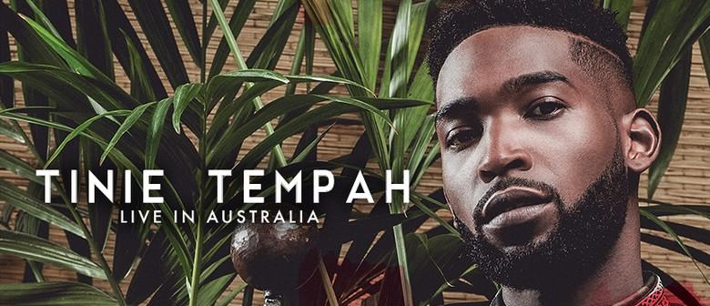 Tinie Tempah Returns To Australia In March