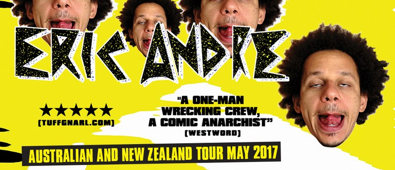 Eric Andre Returns To Australia In May 2017