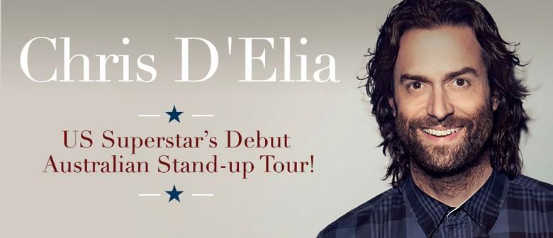 Chris D'Elia All Set For His Debut Australian Tour In April
