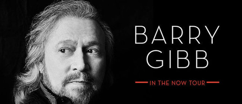 Barry Gibb Cancels Oz Tour and Bluesfest Appearance
