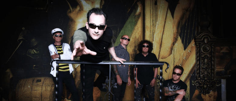 The Damned To Tour Australia In March