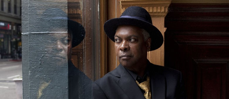 Booker T. Jones Plays Sydney and Melbourne This April