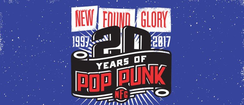 New Found Glory Hit The Road With Their '20 Years of Pop Punk' Tour