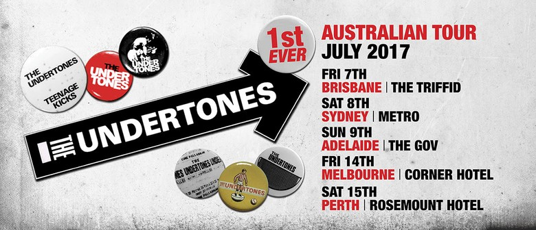 The Undertones All Set For Their Debut Australian Tour This july
