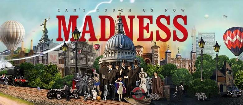 Madness To Tour Australia This April