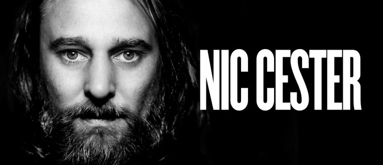 Nic Cester Plays Melbourne and Sydney This April