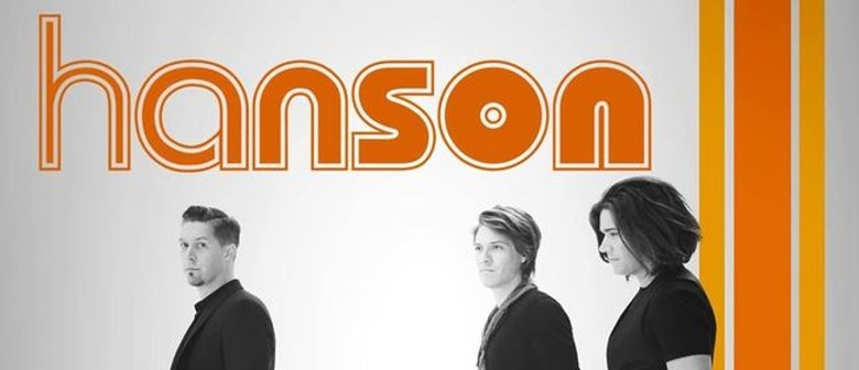 Hanson Bring Their 25th Anniversary Tour to Australia