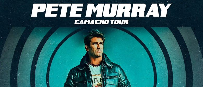 Pete Murray Embarks On a 33-Date Camacho Tour This July To September