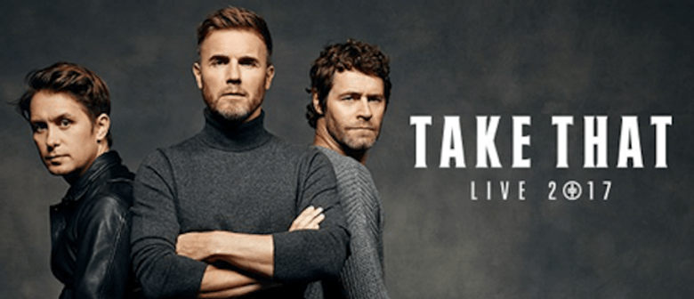 Take That Return Down Under This November
