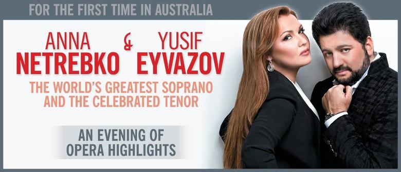 Anna Netrebko and Yusif Eyvazov Play Melbourne and Sydney This October