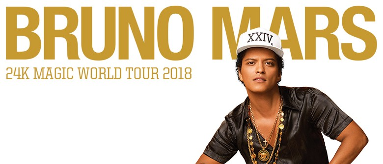 Bruno Mars Tours Australia In March Next Year