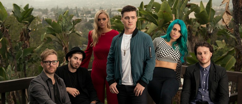 Sheppard Play Three Intimate Shows This May To June