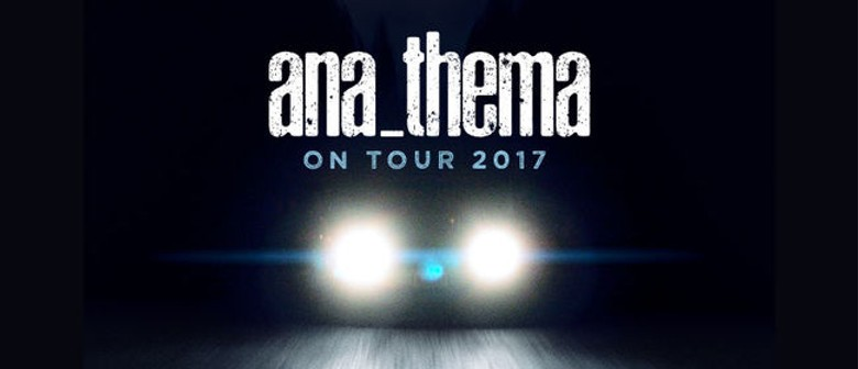 Anathema Hit Australian Roads This December