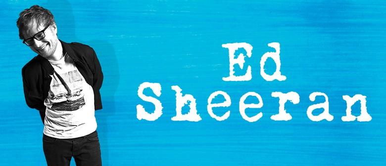 Ed Sheeran returns to AU next year March