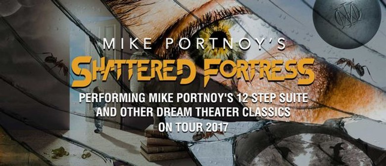 Mike Portnoy Brings Shattered Fortress Tour To Australia This November