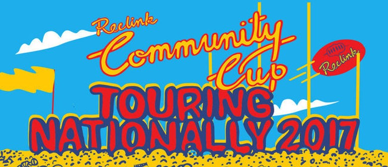 Reclink Community Cup Drops Line Up for Melbourne Event and National Touring Sked