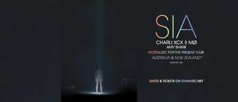Global Superstar Sia Brings Nostalgic For The Present Tour To Australia This November To December
