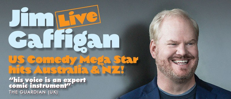 Jim Gaffigan Cancels Australian Tour