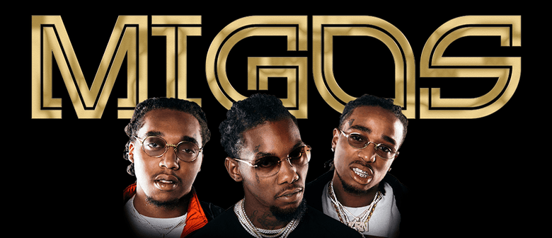 Migos All Set For Their Debut Australian Tour In October