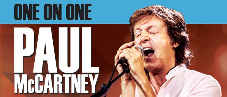 Paul McCartney Flies Down Under This December With One On One Tour