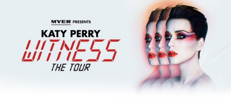 Katy Perry Brings 'Witness Tour' Down Under In July To August 2018
