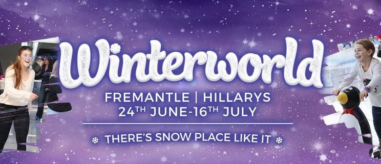 Winterworld Slides Into Western Australia From June To July