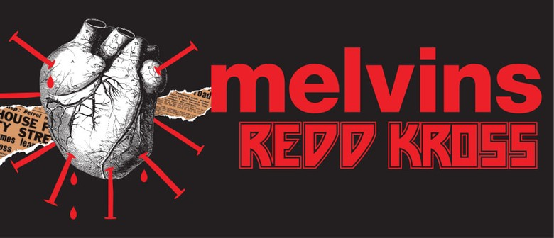 Melvins To Tour Australia In November With Redd Kross In Tow