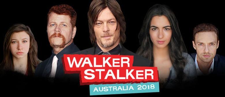 Walker Stalker Con Lands Down Under In February 2018
