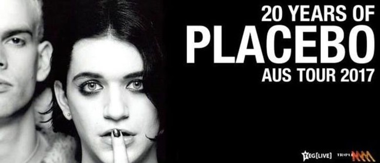 Placebo Hit Australian Roads This September To Celebrate 20th Anniversary of Their Debut Album