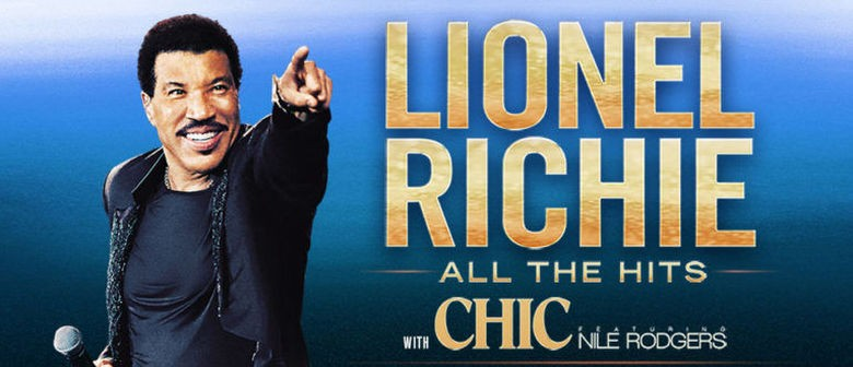 Lionel Richie's All The Hits Australian Tour Rescheduled Next Year
