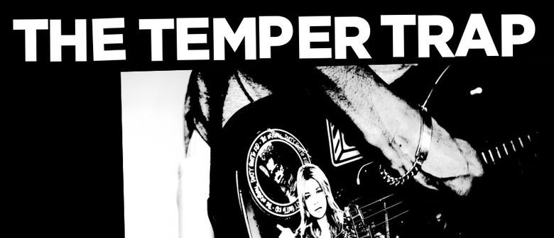 The Temper Trap Play Homecoming Shows in Sydney and Melbourne This November