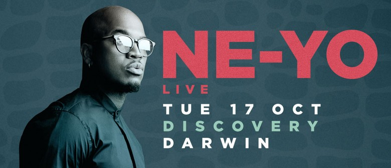Ne-Yo Plays Exclusive Show In Darwin This October