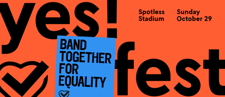 Various Aussie Artists Join Forces For YesFest, A Marriage Equality Benefit Concert