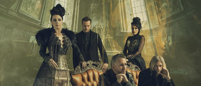 Evanescence To Hit Australian Roads Next Year