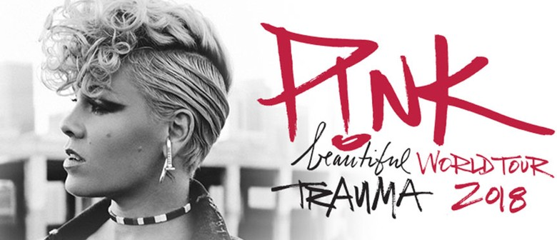 P!nk Brings Her 'Beautiful Trauma Tour' To Australia This 2018