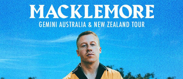 Macklemore Returns To Australia In February Next Year